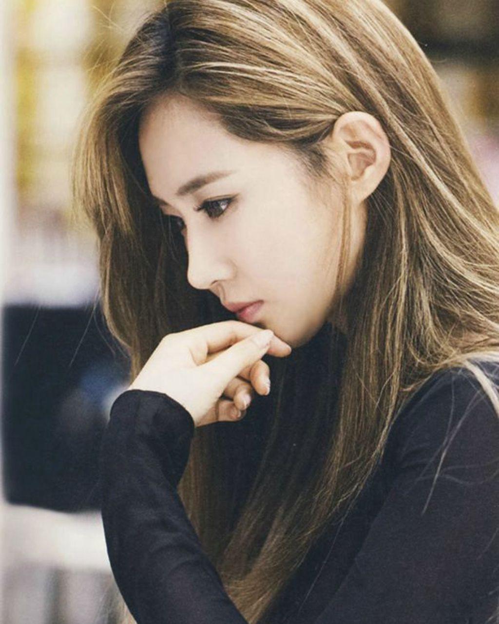 颜值超高的韩国美女明星,图一最美,图五清纯可爱,你最喜欢哪个