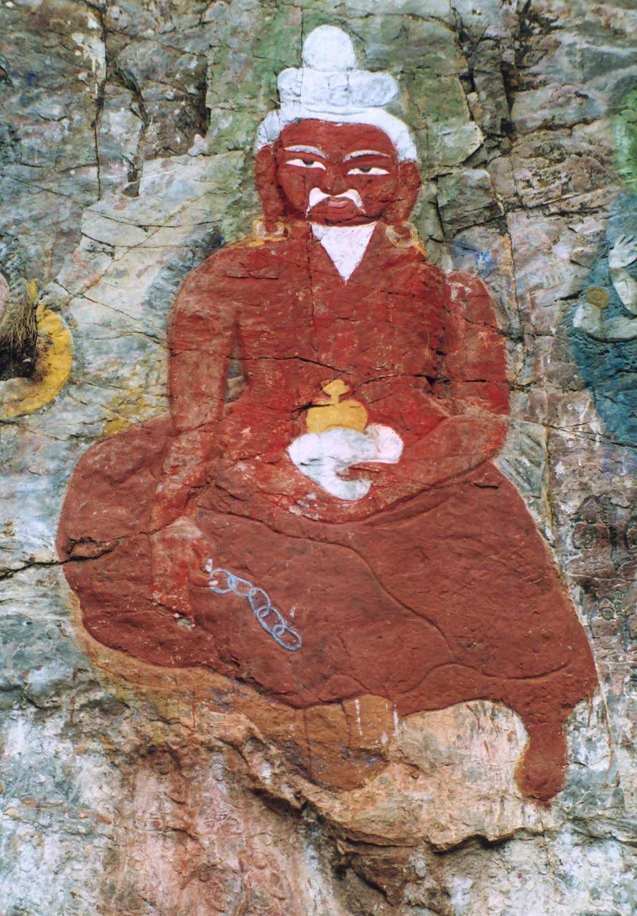 民间图片,西藏拉萨沐浴节,河里洗澡的藏族儿童