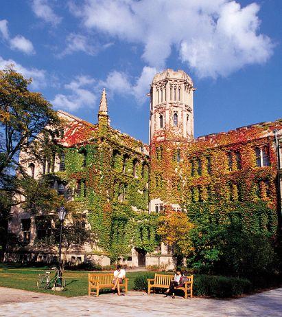 芝加哥大学,美国最负盛名的私立大学之一