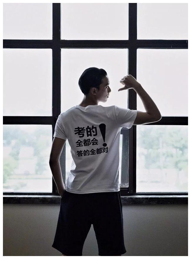 艺考生真是一年比一年优秀!比起吴磊易烊千玺,这位190山东男