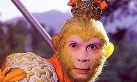 六小龄童重新演绎孙悟空,猴王造型曝光,网友:这不是至尊宝吗