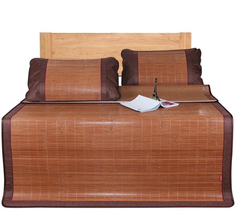 清凉舒适的竹席,驱赶炎热气温,带来别样体验