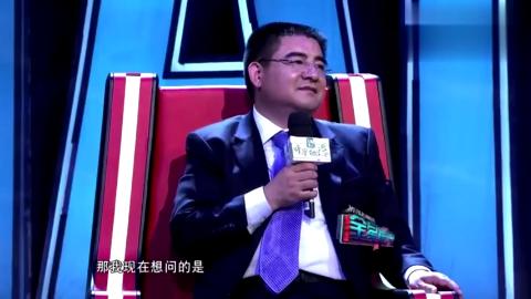 记者问陈光标幸福吗?陈光标直言做梦都能笑醒,太幸福了!
