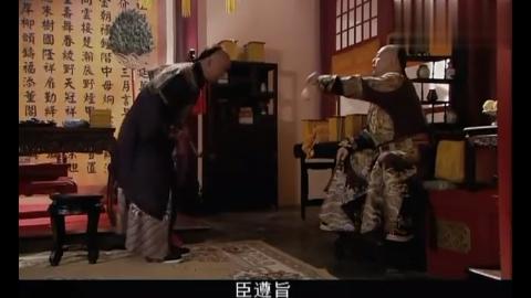 纪晓岚不说实话,皇上罚他吃一筐梨,老纪吃到怀疑人生!