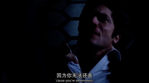 梅琳达把怒气撒到了奎恩身上科尔森突然想到了让他复活的医生