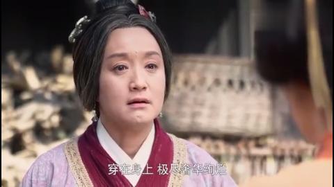 陶尹夫人花二百金,请芈月做缂丝绣罗衫,虽有疑心但芈月还是答应