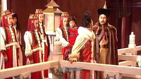 康熙王朝:葛丹尔把和硕宫送给蓝齐儿,勾起她想家的念头