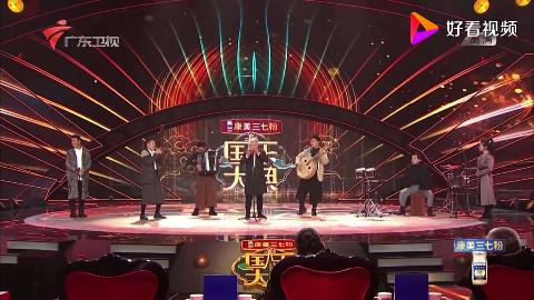 方锦龙大师用电子音乐的鼻祖单簧玩转国乐