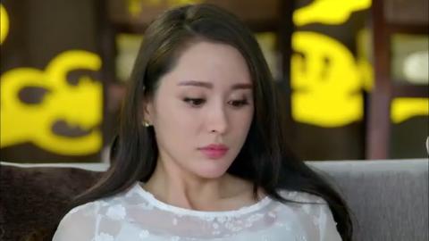 天朗回国后与清岺失去联系,段正华提出给她10%股份取姗姗