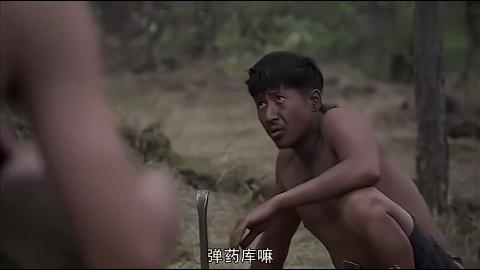 段奕宏演的团长在石油里洗澡这段真是演技爆满真男人