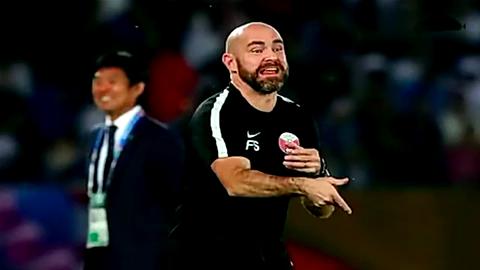 卡塔尔官宣续约主帅桑切斯亚洲杯功臣将带队参加世界杯