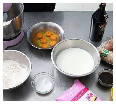 """教你做糕点""""提拉米苏千层蛋糕""""真的太美味了"""