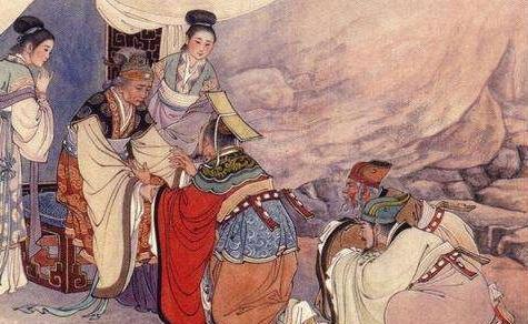 被偏袒,被谋害,郑庄公最后能和母亲重归于好?骗鬼呢