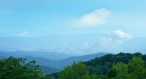 四方顶子山位于吉林辉南,是长白山山林区的原始森林!