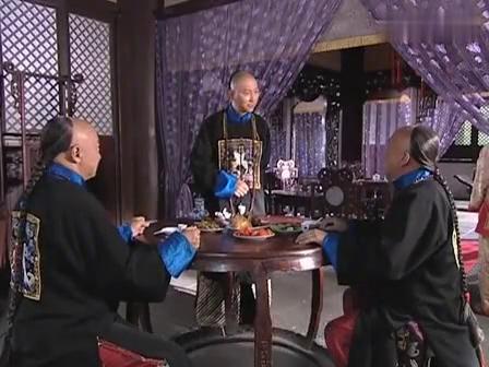 搞笑老剧:闵靖元在老王爷面前装可怜,江苏养着半个大清国