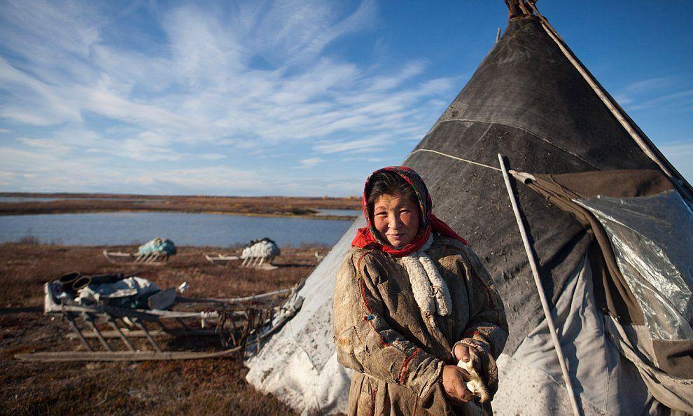 他们是俄罗斯人,却曾是中国人的后代!北极圈里的驯鹿牧民