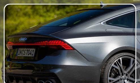 4.5秒破百,奥迪新车有轻混系统,还买啥奔驰CLS