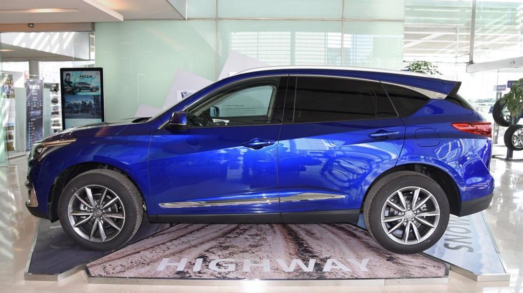 时尚型SUV,广汽Acura全新一代RDX,年轻时尚有活力