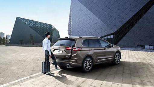 长安福特旗下中大型SUV最新力作——福特锐界豪华系列正式上市