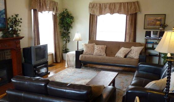 简约公寓:低调奢华的环境,时髦感十足,清新明快