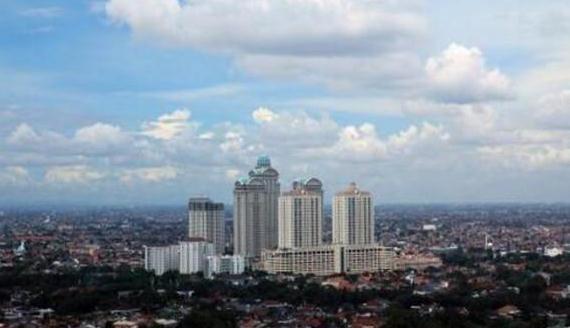 印度尼西亚10大城市,雅加达和万隆领衔,你知道几个?