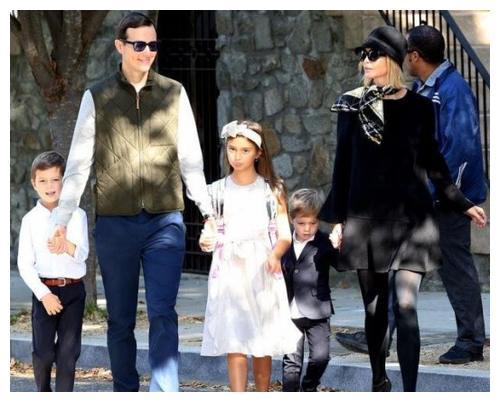 伊万卡全家出游惹人羡,8岁女儿穿搭被称土,竟是因拥有黑皮肤?