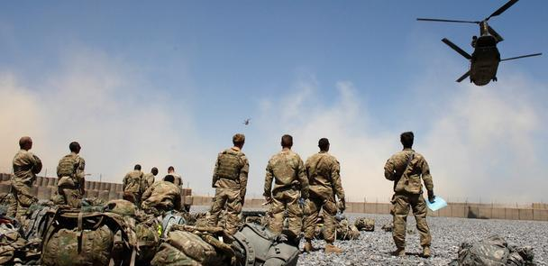 6年内45000美军自杀!死亡人数触目惊心,超越阿富汗伊拉克战争