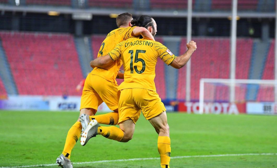 U23亚洲杯澳大利亚1:0乌兹别克斯坦,澳大利亚拿到U23亚洲杯季军
