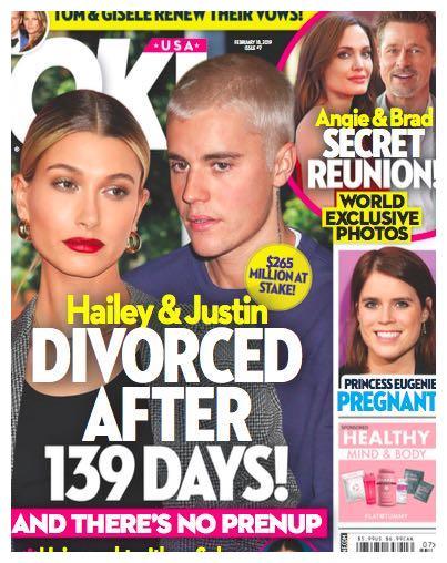 比伯婚后约会赛琳娜被海莉抓现形?知情人:海莉决定退出婚姻!