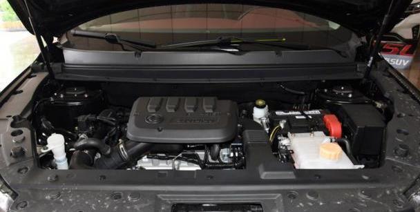 风行通过新T5表态,旗下小型SUV很有性价比,6.99万起