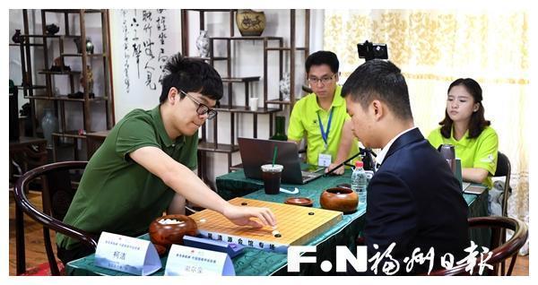 围甲联赛十三轮在吴清源会馆举行 柯洁战胜谢尔豪