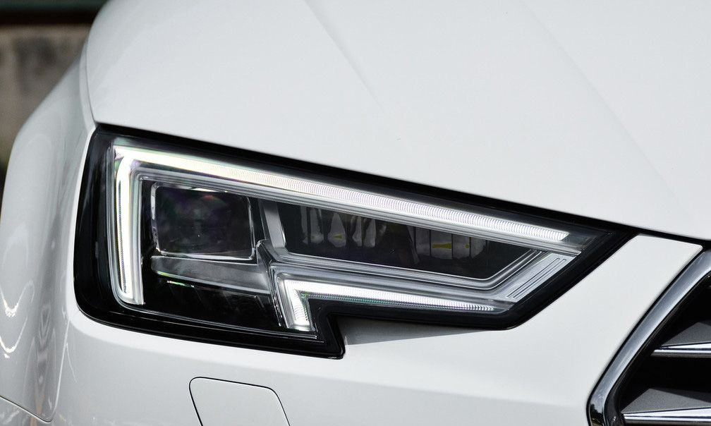奥迪A4L车头设计感十足,综合实力出色,百公里加速仅5.8秒