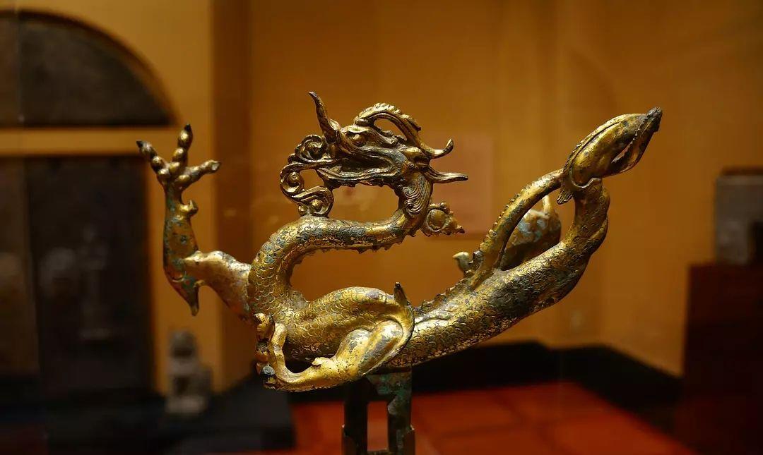 美国纳尔逊阿特金斯艺术博物馆,典藏中国罕见金银器!让人感慨!