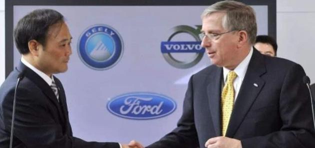 买下沃尔沃是96亿,买下众泰是116亿,究竟谁是车界老大?