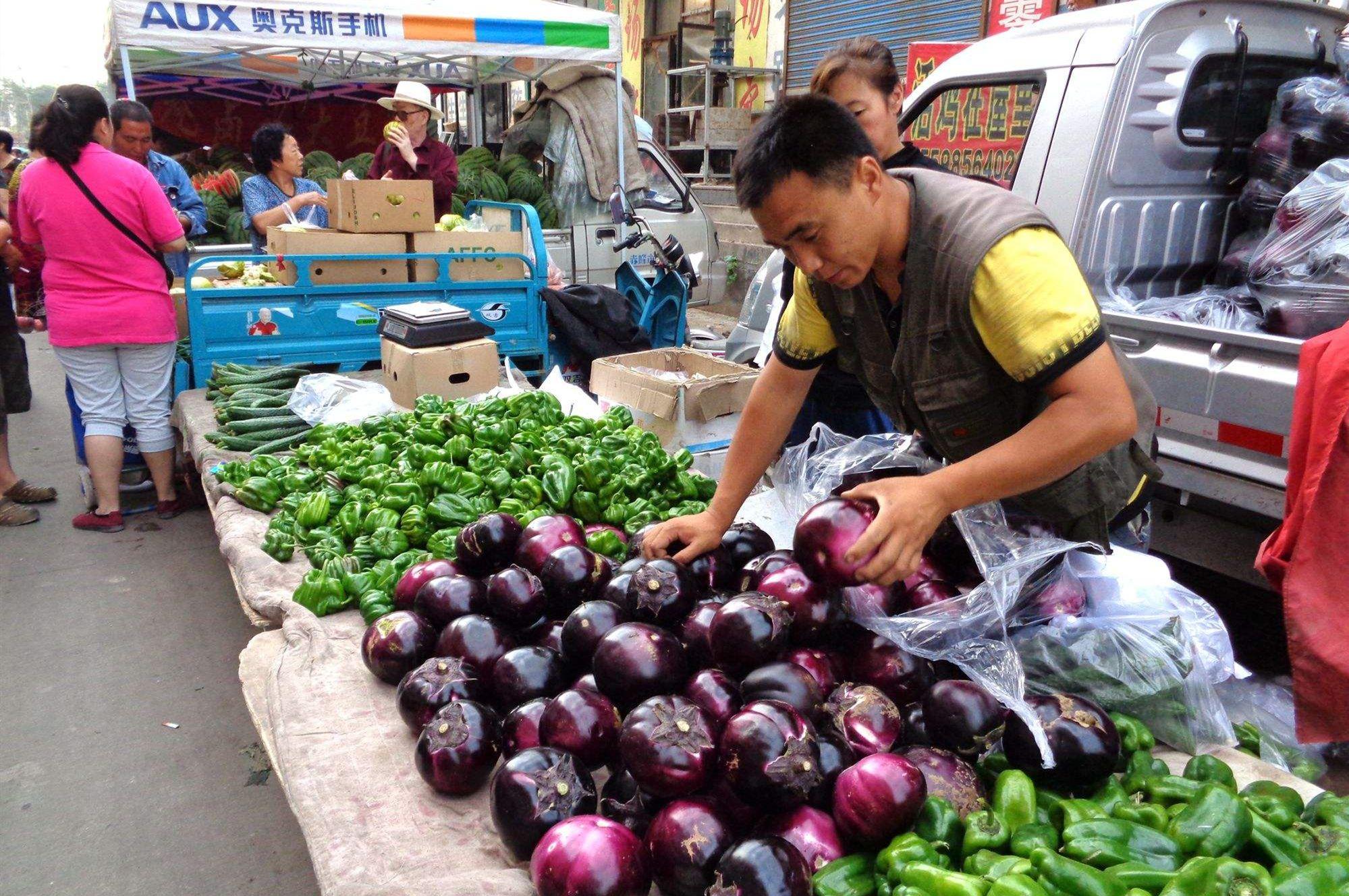 世界上有六个菜市场,在当地有地标的作用,深受人们的喜爱