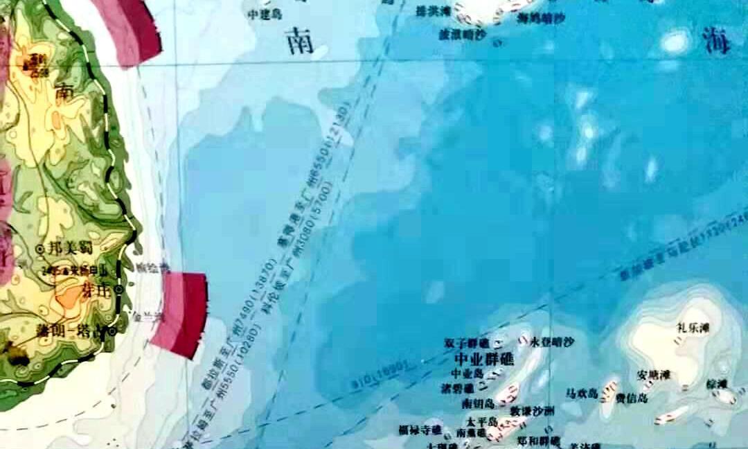 我国石油勘探船去了南沙群岛万安滩,万安滩的重要性有10点