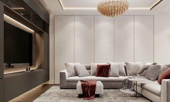 小空间照样可以很上档次,时尚大气很高级,有钱买房也要这样装
