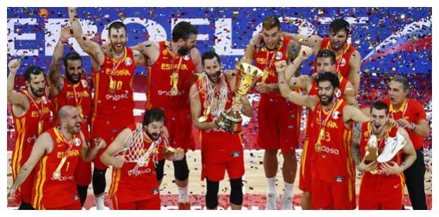 世界杯32强出炉,美国跌落神坛仅第七,中国男篮无缘前八第24