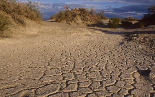 世界上下雨最少的沙漠,如今却变成景区了