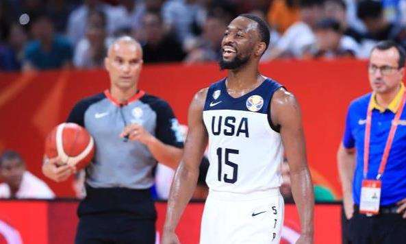 男篮世界杯8强出炉!2黑马变搅局者,塞尔维亚半决赛斗美国?