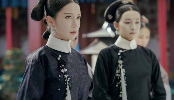 她是甄嬛的孙女,13岁被乾隆纳入后宫,一生无宠,却不幸被水淹死