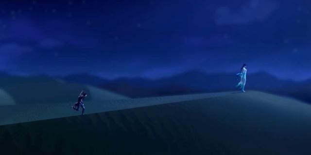 萧炎沙漠之旅即将开启、与云韵相遇、见美杜莎女王!成功拿到异火