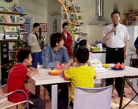 胡一统给儿子举办豪华派对,简直太作秀,刘星却美的找不着北了