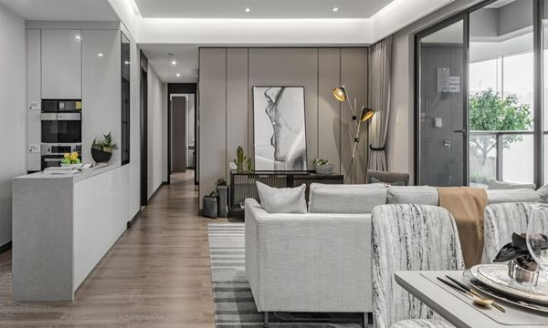 有了这款高级家居风格,看看地中海风格设计,美的到极致