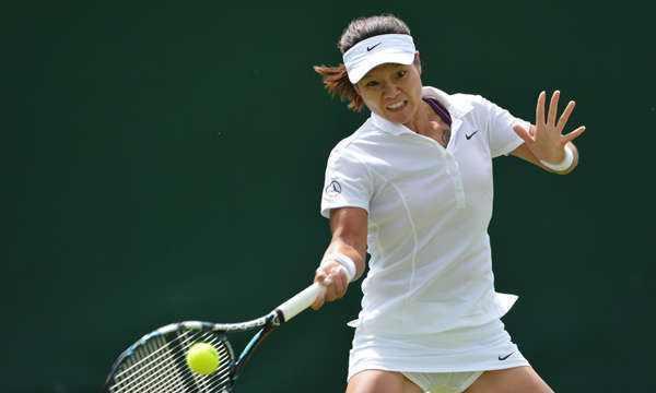 中国网球后继有人! 26岁王蔷实力超群, 或将超越李娜!