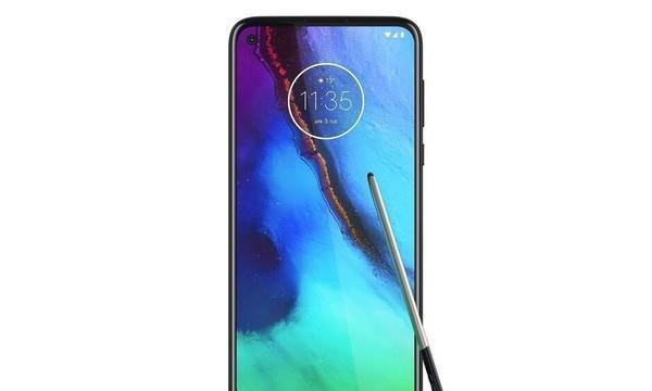 摩托罗拉新品曝光挖孔屏设计定位中端配备手写笔!