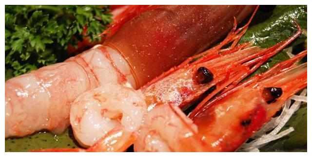 日本大厨常用的五种大虾,女神都喜欢吃,你都认识吗?