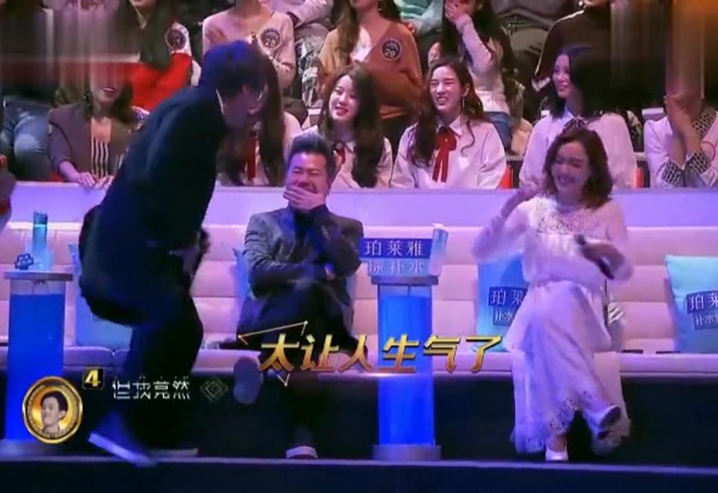 《异口同声》林宥嘉和模仿者同台演绎《说谎》,看你能不能猜中