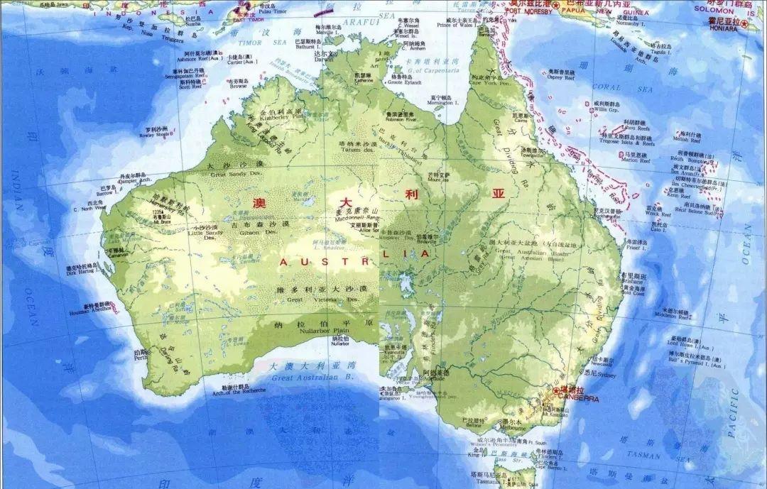 游记|澳大利亚——遇见你,在我最寒冷的季节