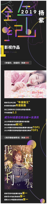 新年伊始 杨紫迎来开年红 获影剧最高荣誉称号_m.y2ooo.com